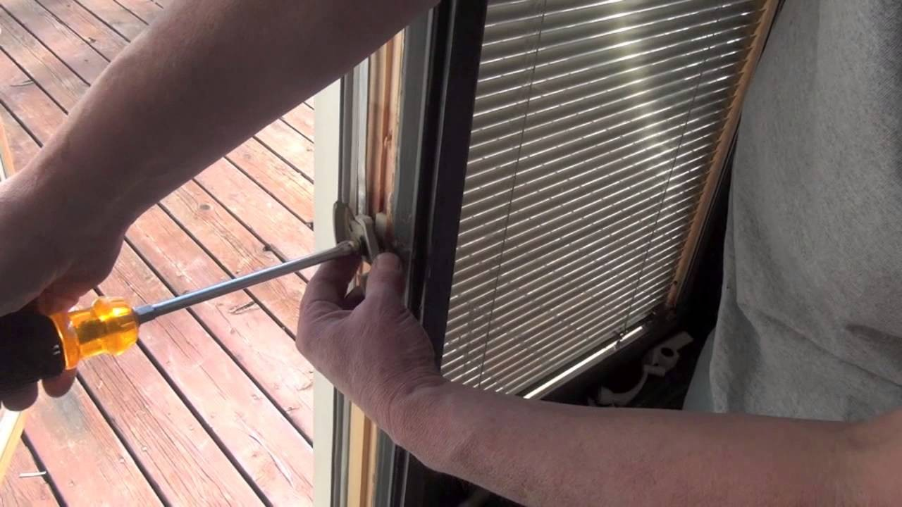 Pella Casement Window Repair
