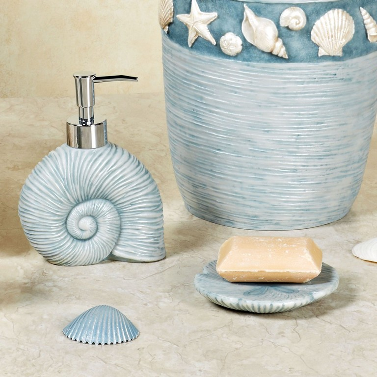 Sea Shell Bathroom Accessory