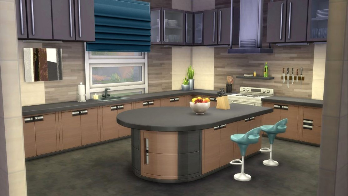 Sims 4 Kitchen Ideas