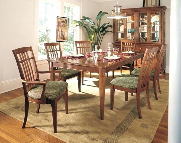 Thomasville Dining Room Sets Discontinued