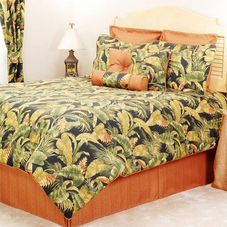 Tropical Bedding Sets