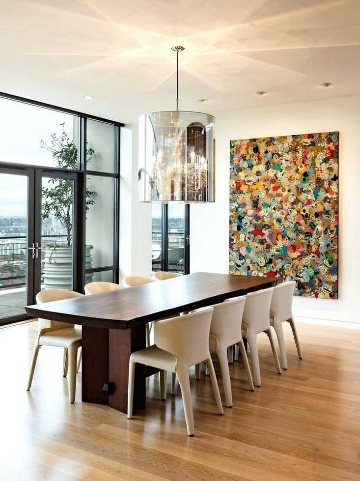 Wall Art For Dining Room Contemporary