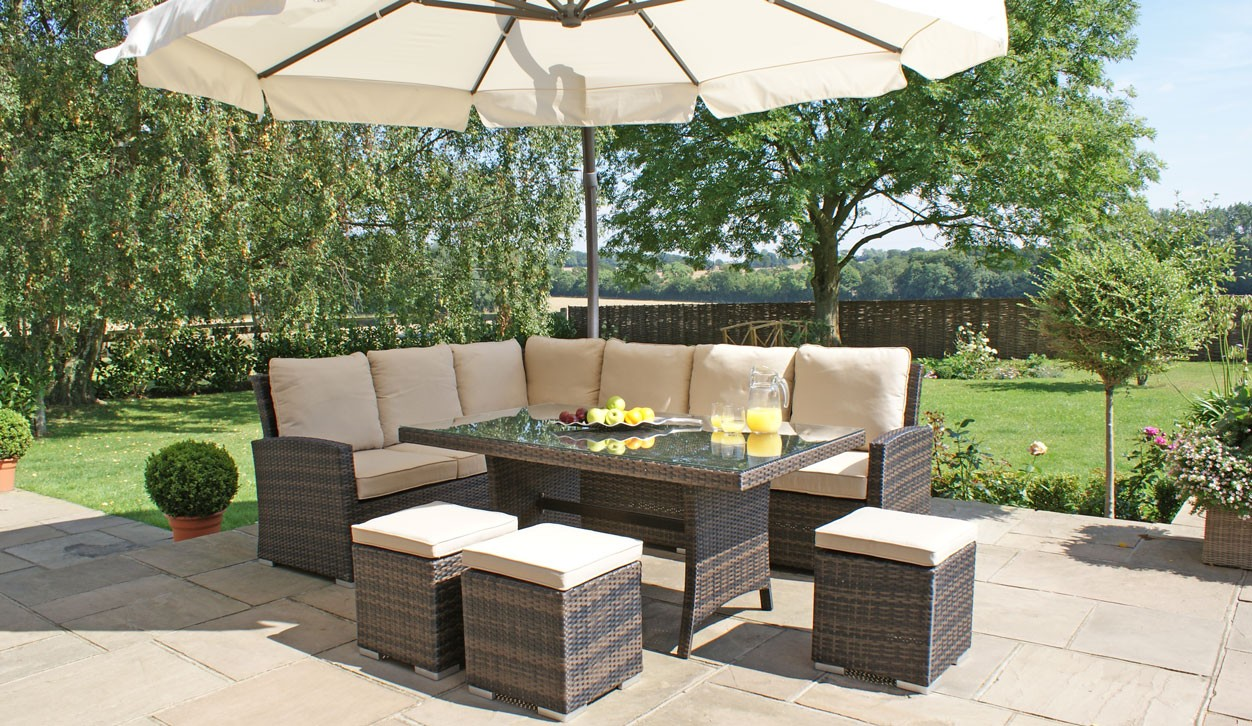 Weatherproof Outdoor Furniture